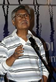 Frans Nadjira: Ini adalah malam anak turun tanah