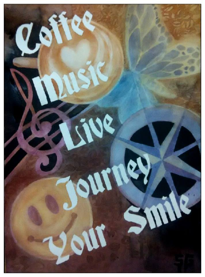 coffe music live journey
